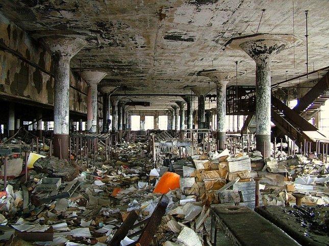 Detroit Public School Book Depository