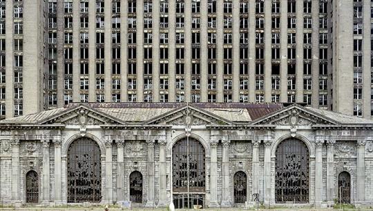 Detroit Station glasses