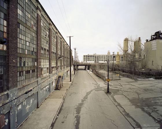 Hastings Street, Detroit, Michigan, 19 Mar '08