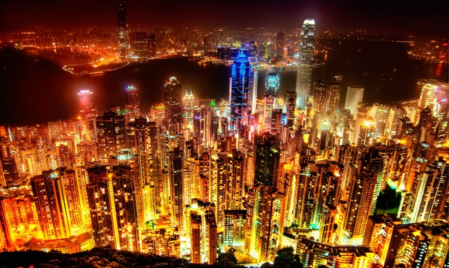 Hong Kong light