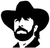Chuck Norris Logo